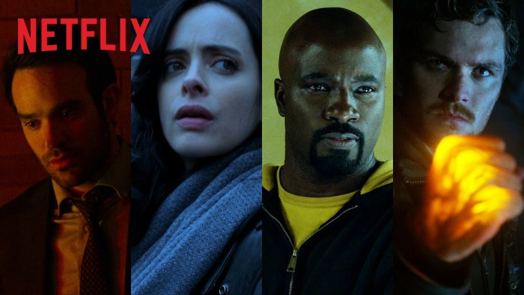 Netflix's Marvel Superheroes Join Forces to Save New York City in the First Trailer for The Defenders