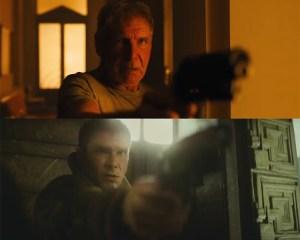 Shot for Shot Blade Runner