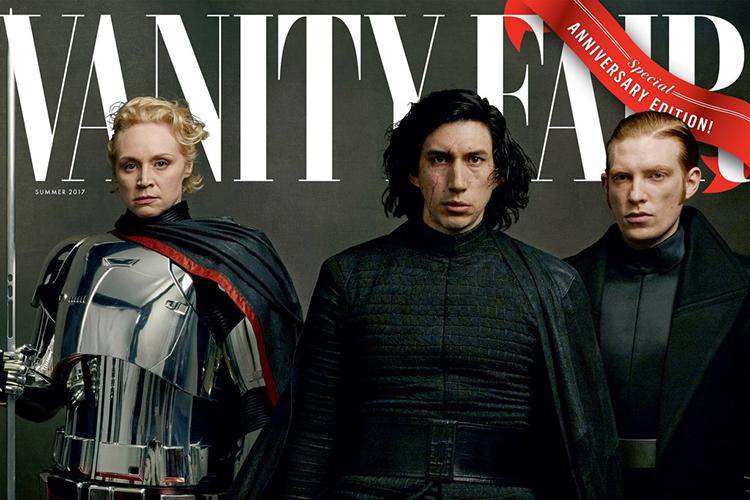 Star Wars The Last Jedi Cover