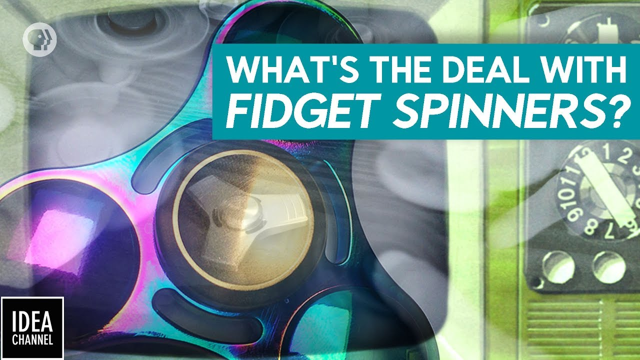 An In-Depth Look at the Increasingly Popular Fascination With Fidget Spinners and Gadgets
