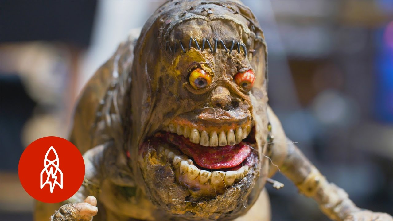 How Visual Effects Master Phil Tippett Builds Stop-Motion Masterpieces by Hand