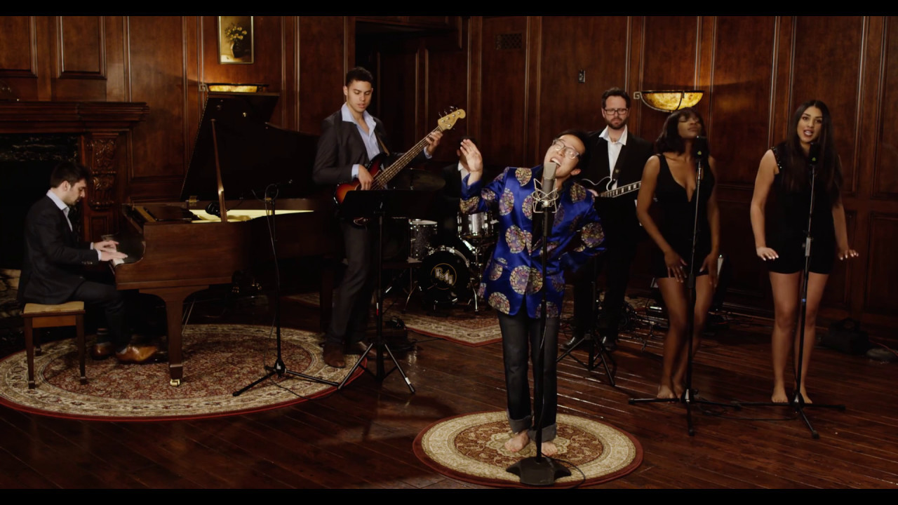 Postmodern Jukebox and Kenton Chen Perform a Funk Cover of the Nine Inch Nails Classic 'Closer'