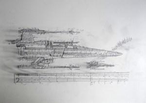 XWing Starfighter Score