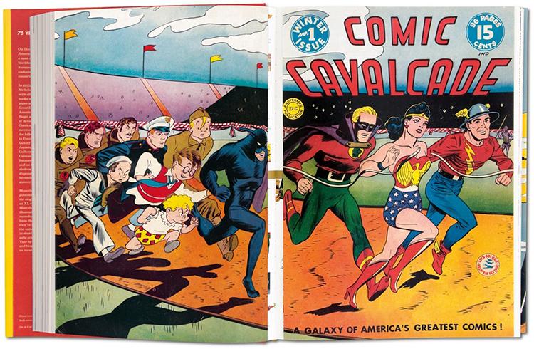 75 Years of DC Comics - The Art of Modern Mythmaking