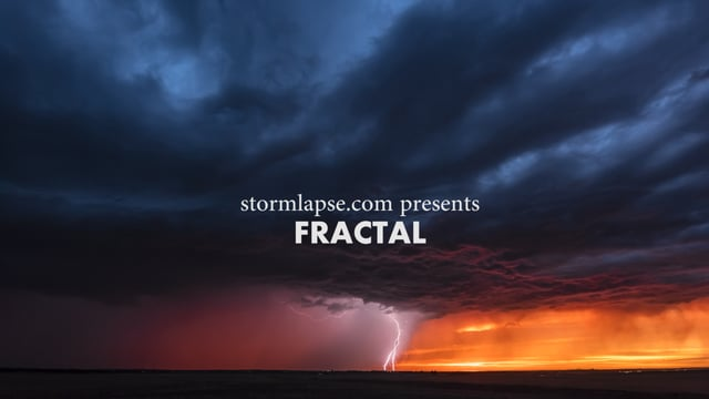 A Breathtaking Timelapse of Incoming Supercell Storms Forming Above the Great Plains