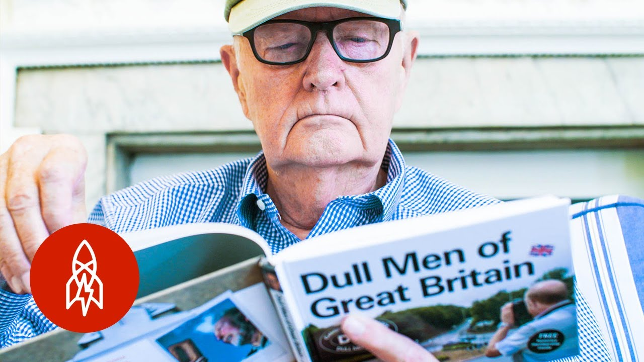 A Firsthand Look at The Dull Men's Club, A Private Association for Those Interested in Boring Hobbies
