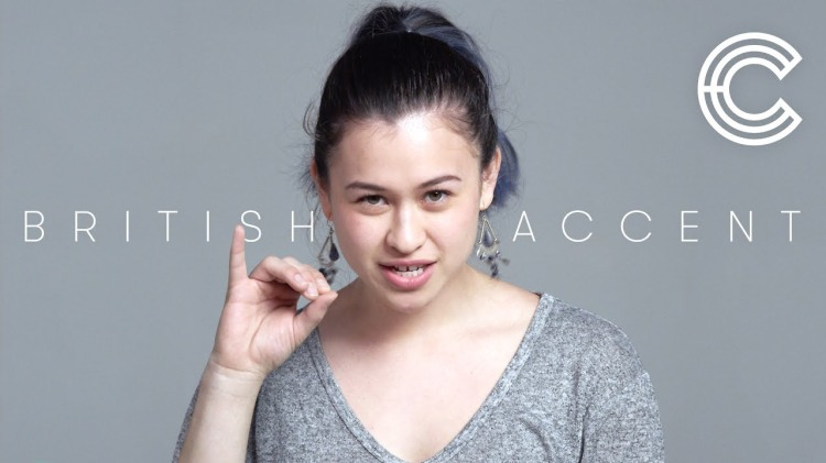 100 Different Americans Hilariously Attempt to Speak With a British Accent