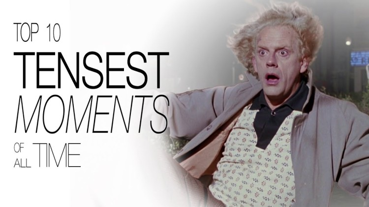 A Montage of Some of the Most Tense Moments in Movie History