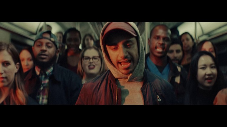 A Powerful Modern Cover of the 'Hamilton' Song 'Immigrants (We Get The Job Done)'