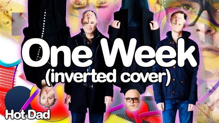 An Amusingly Tongue Twisting Cover of the Classic Barenaked Ladies Song 'One Week' Sung In Reverse