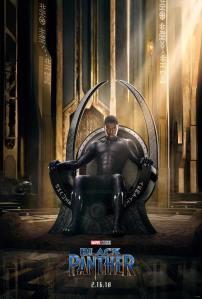 Black Panther Throne