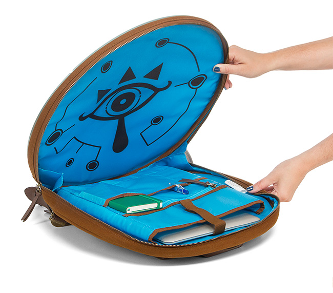 Breath of the Wild Shield Backpack