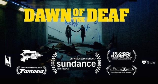 Dawn of the Deaf, A Short Horror Film About a Sonic Pulse That Infects the Hearing Population