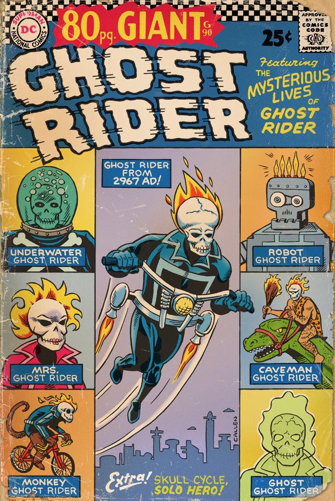 DC Ghost Rider