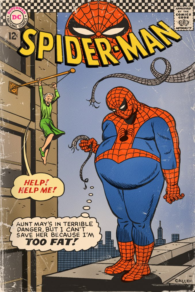 DC SpiderMan