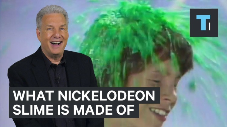 'Double Dare' Host Marc Summers Explains What Nickelodeon Slime Was Made of in the 1990s