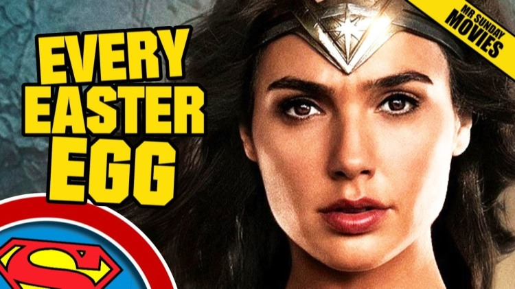 Easter Eggs, Secret Cameos, and Hidden References in Wonder Woman
