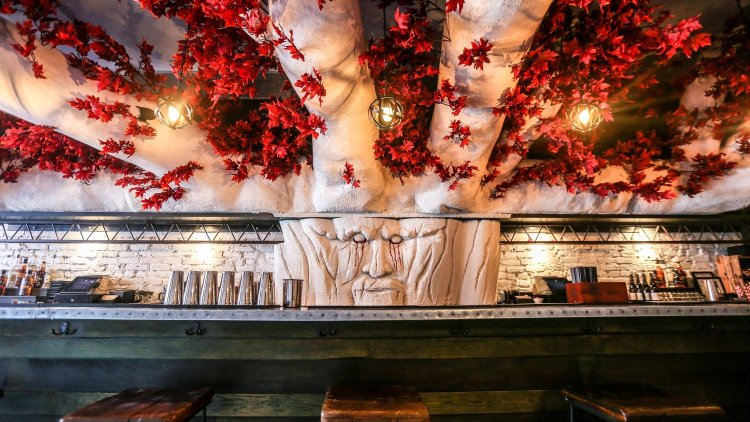 An Imaginative Pop Up Bar That Recreates the Wondrous Worlds Within Game of Thrones