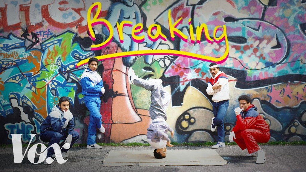 A Fascinating Look at How the Bronx Created the 'Breaking' (Breakdancing) Dance Style in the 1970s