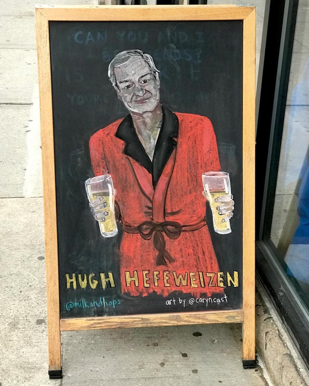 Hugh Hefeweizen