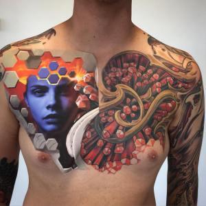 Jesse Rix Tatto