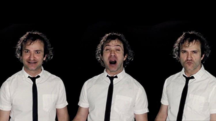 Jimmy Slonina Lip Syncs All Three Parts of the Beastie Boys' Song 'Brass Monkey'