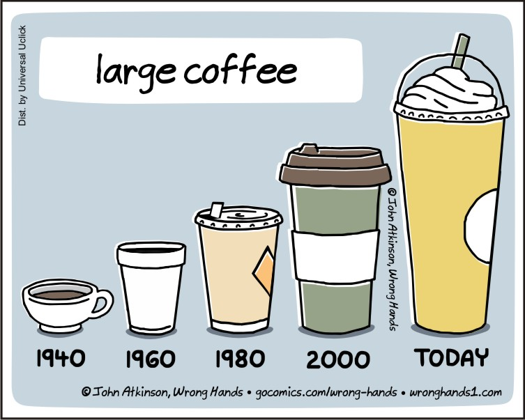 Large Coffee
