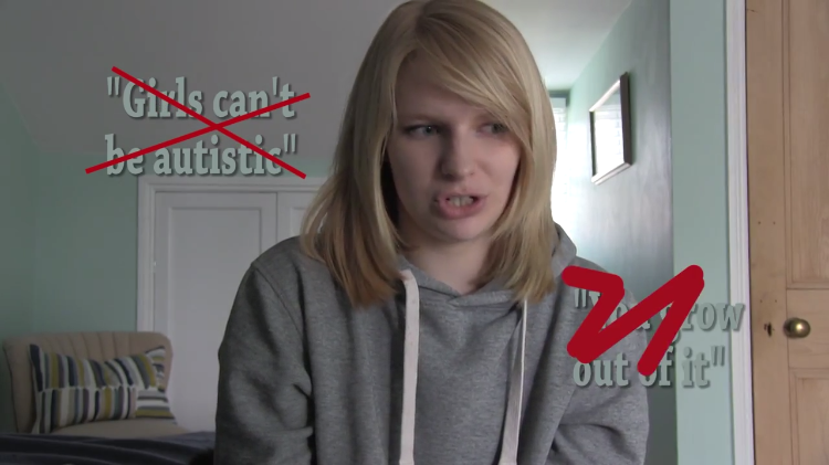 Newly Diagnosed Autistic Teenager With ADHD Launches a YouTube Series to Help Others Like Her