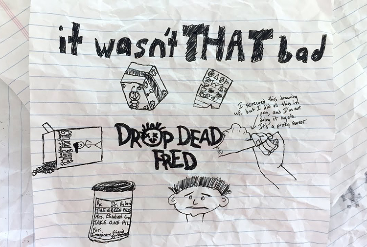 Brandon Hardesty Explains Why Drop Dead Fred 'Wasn't That Bad' of a Movie in His New Web Series