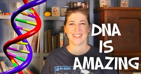 Actress Mayim Bialik Explains How DNA Works From Her Own Unique Perspective as a Scientist Mama