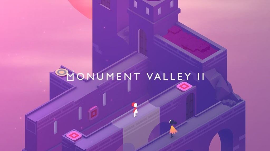 Monument Valley 2, A Sequel To the Wonderful Mobile Puzzle Game Set In an Incredible World