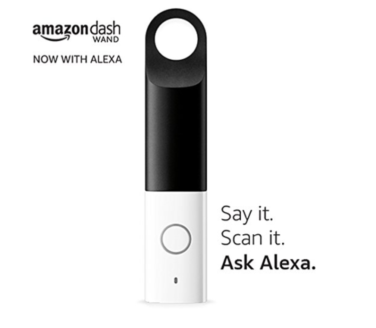Now with Alexa