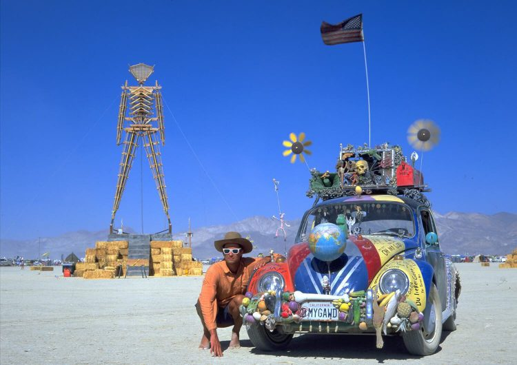 City of Dust: The Evolution of Burning Man, A Multimedia Exhibition at the Nevada Museum of Art