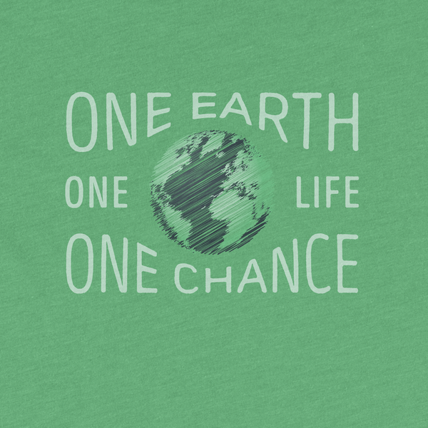 One Earth One Life One Chance