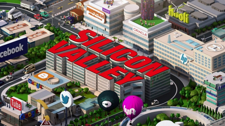 An Astute Deconstruction of In-Jokes and Tech References in the 'Silicon Valley' Title Sequence