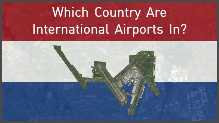 The Confusing Jurisdictional Border Ambiguity of International Airports Around the World