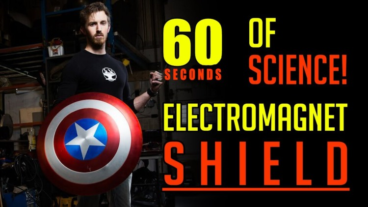 The Science Behind How Captain America's Electromagnetic Shield Works