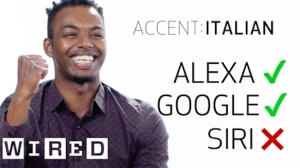 Wired AI Accents