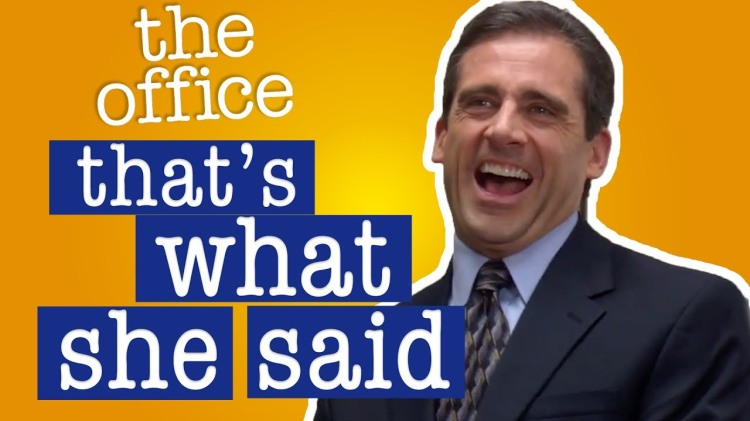 Every 'That's What She Said' Ever on The Office