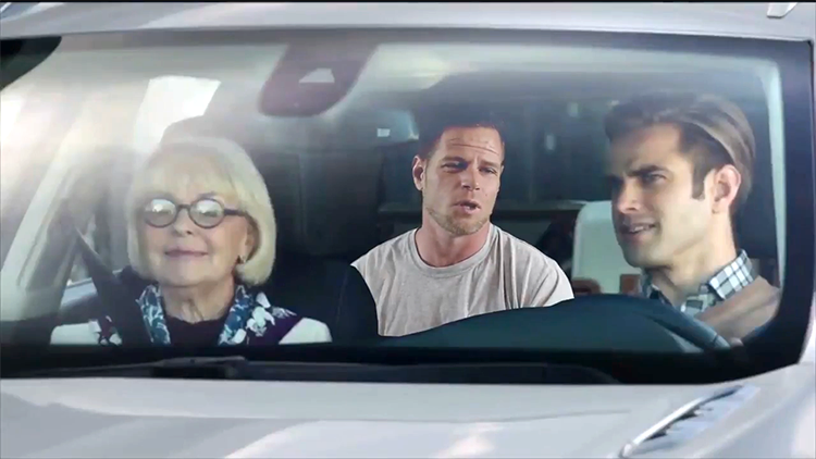 A 'Real Person' Named Mahk Is Inserted Into a Commercial for the 2017 Buick Envision