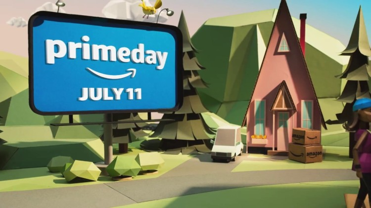 Amazon Celebrates Their Prime Members With a 30 Hour Day of Deals on Amazon Prime Day