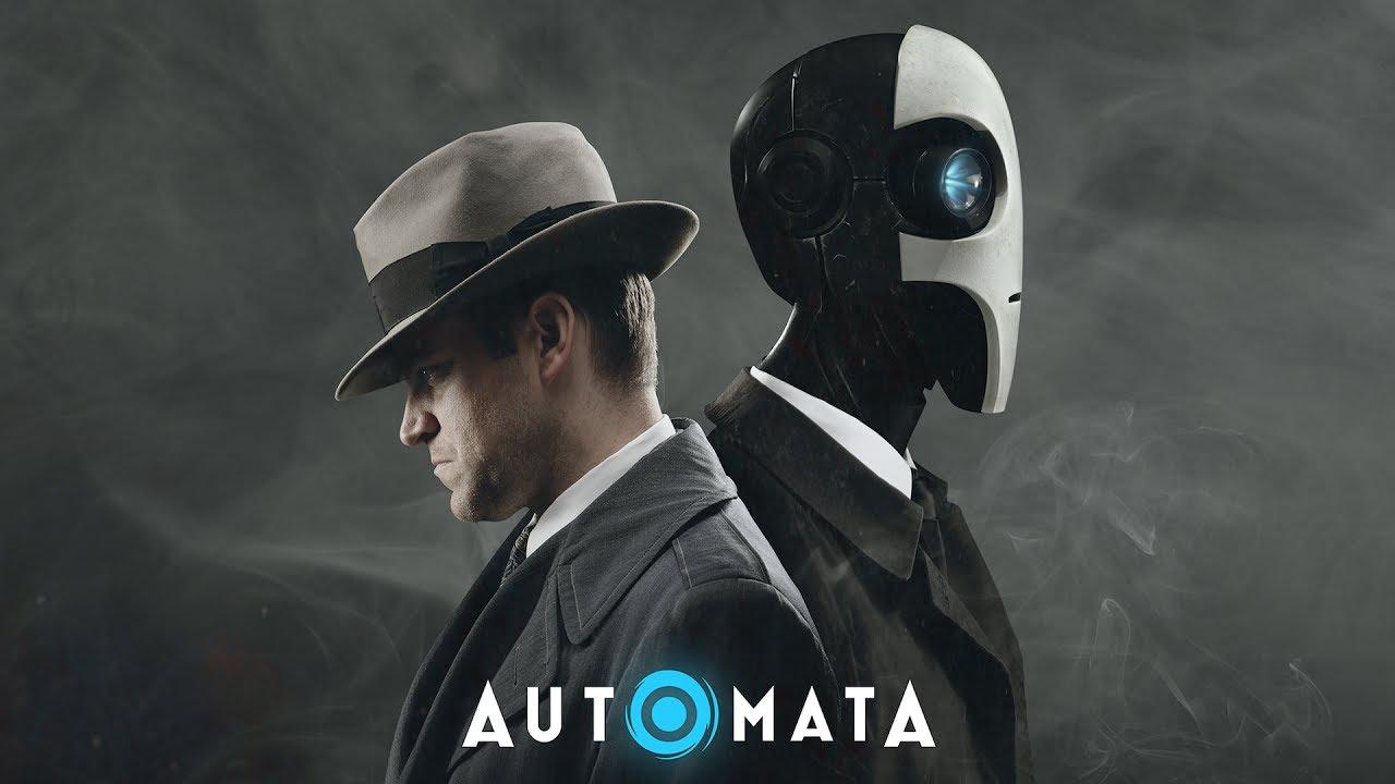 Automata, Penny Arcade's Live Action Sci-Fi Robot Noir Web Series Based on a Webcomic