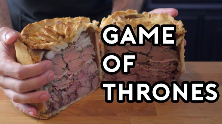 How to Make Unique Food From Game of Thrones