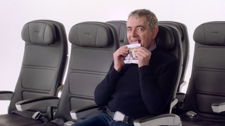 British Celebrities Amusingly Audition For Coveted Roles in the New British Airways Safety Video