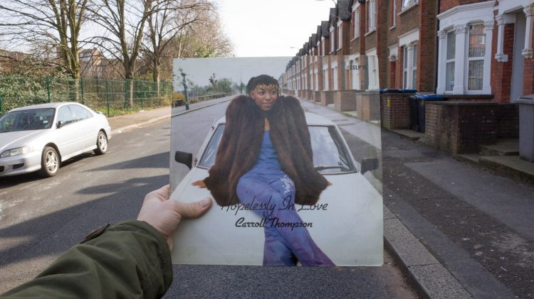 Historic Reggae Album Covers Matched Seamlessly to Their Modern Locations in London