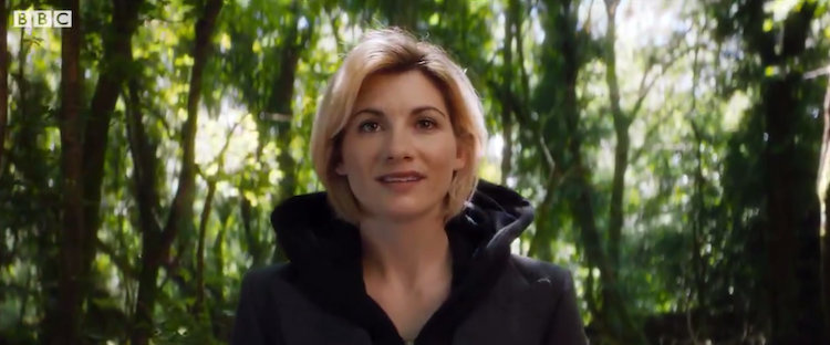 BBC Reveals That the 13th Iteration of Doctor Who Will Be Played by a Woman for the Very First Time