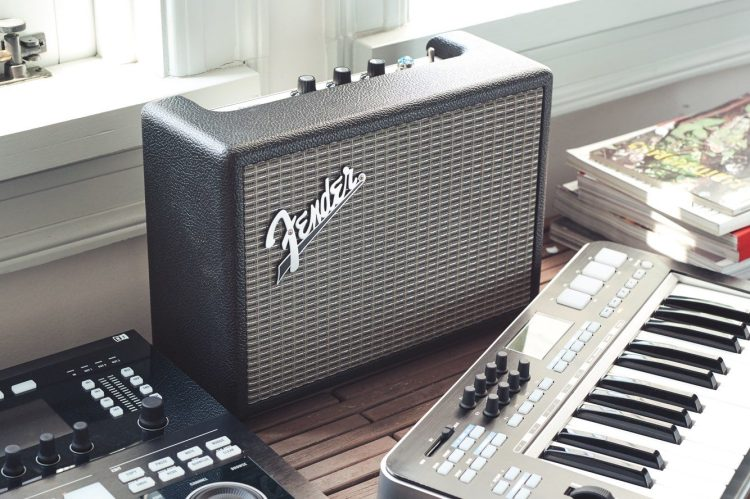 Stylish Portable Bluetooth Speakers That Replicate the Look of Iconic Fender Guitar Amplifiers