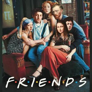 Friends Classic Artwork