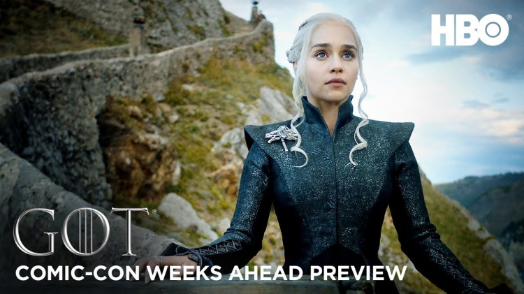 Game of Thrones Season 7 Trailer Reveals What is Coming in the 'Weeks Ahead'