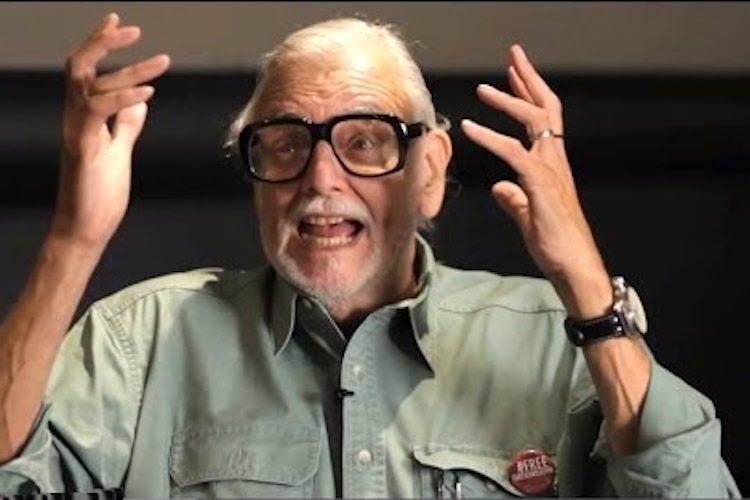 George Romero (1940-2017), Pioneering Filmmaker Who Created the Modern Zombie Genre